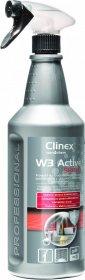 Preparat do mycia sanitariatów i łazienek Clinex W3 Active Shield, 1l