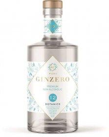 Gin ziołowy bezalkoholowy 12 Botanics Ginzero, butelka szklana, 0.7l