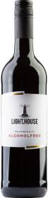 Wino bezalkoholowe półsłodkie Light House Red, 0.75l, czerwone