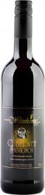 Wino bezalkoholowe wytrawne, Weinkönig Cabernet Sauvignon 430 Bioorganic, 0.75l, czerwone