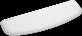Podkładka pod nadgarstek Kensington ErgoSoft, do klawiatur płaskich i kompaktowych, 281x10x101mm, szary