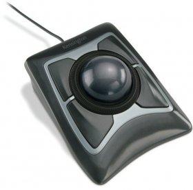 Trackball przewodowy Kensington Expert, optyczny, czarny