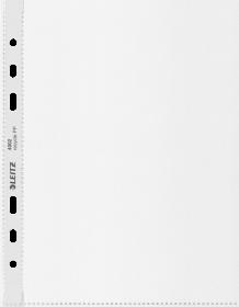 Koszulki groszkowe Leitz Recycle, A5, 100µm, 25 sztuk, transparentny