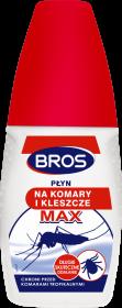 Płyn na komary i kleszcze Bros Max, 50ml