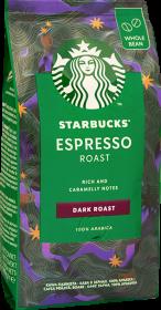 Kawa ziarnista Starbucks Espresso Dark Roast, 200g