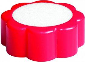 Nawilżacz do palców Office Products, czerwony