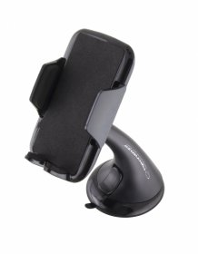Uchwyt samochodowy Esperanza Beetle, na telefon,  czarny