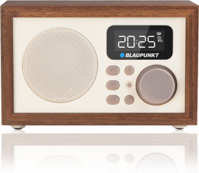 Radioodtwarzacz Blaupunkt HR5BR, FM PLL SD/USB/AUX, zegar, alarm