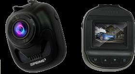 Rejestrator samochodowy PRIME3 CVR31, z mikrofonem, czarny
