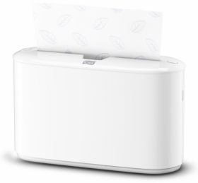 Dozownik do ręczników Tork 552200 Xpress, w składce wielopanelowej, nablatowy, biały