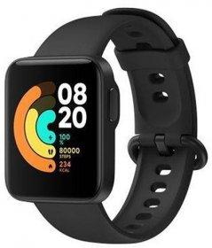 Smartwatch Xiaomi Mi Watch Lite, z językiem polskim, Black (28818)- czarny