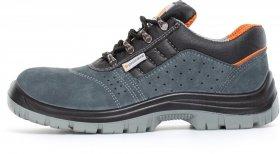 Buty bezpieczne Procera Graf S1, rozmiar 43, szary