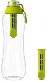 Butelka filtrująca Dafi 0.5l + 2 filtry, zielony