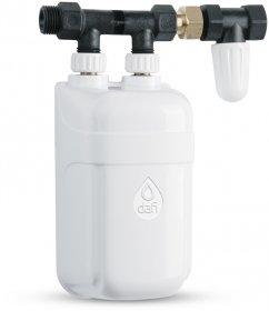 Ogrzewacz wody Dafi, elektryczny, z przyłączem, 9kW, 400V