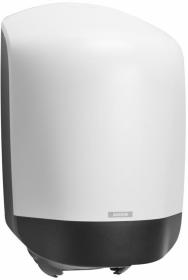 Dozownik do ręczników w roli Katrin Inclusive Centerfeed Dispenser M, biało-czarny