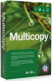 Papier ksero Multicopy Original, A4, 80g/m2, 500 arkuszy, biały