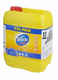 Płyn do czyszczenia WC Domestos, citrus fresh, 5l