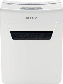 Niszczarka Leitz IQ Protect 4M, mikrościnek, 4 kartki, P-5 DIN, biały