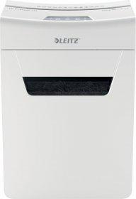 Niszczarka Leitz IQ Protect Premium 6M, mikrościnek, 6 kartek, P-5 DIN, biały