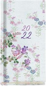 Kalendarz kieszonkowy MiP 2022, Koliber T-320F-03, 75x130 mm, tygodniowy, 64 kartki