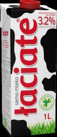 Mleko UHT Łaciate, 3.2%, 1l
