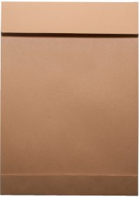 Koperta standardowa Rayan, E4, z paskiem HK, 250 sztuk, brązowy