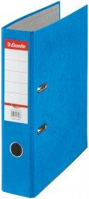 Segregator Esselte Rainbow, A4, szerokość grzbietu 75mm, do 500 kartek niebieski