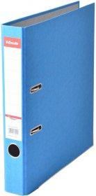 Segregator Esselte Rainbow, A4, szerokość grzbietu 50 mm, do 350 kartek, niebieski