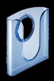 Półka na katalogi Leitz, A4, przezroczysty, niebieski