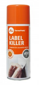 Spray do usuwania etykiet Label Killer, 400ml
