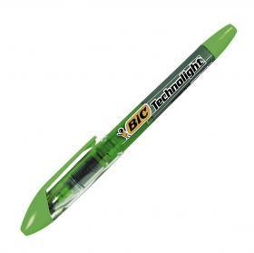 Zakreślacz Bic, Technolight, 3.6 mm, zielony