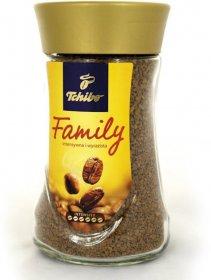 Kawa rozpuszczalna Tchibo Family, 200g