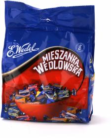 Mieszanka Wedlowska classic, mix smaków, 490g