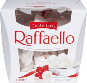Bombonierka Raffaello, kokosowy, 150g