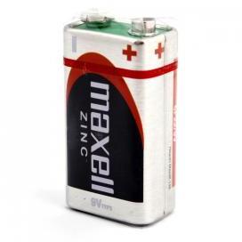 Bateria Maxell, 9V, R9 6F22