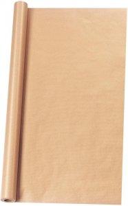 Papier pakowy Herlitz, 1x10m, w roli, brązowy