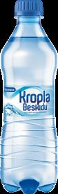 Woda gazowana Kropla Beskidu, 0.5l