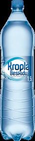 Woda gazowana Kropla Beskidu, 1.5l