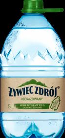 Woda niegazowana Żywiec Zdrój, 5l