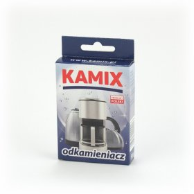Odkamieniacz do sprzętu AGD Kamix, proszek, 50g