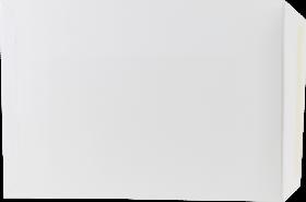 Koperta standardowa Rayan, B4, klejona na mokro NK, 25 sztuk, biały