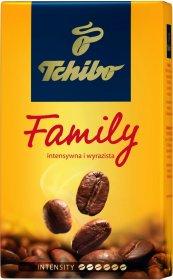 Kawa mielona Tchibo Family, 250g