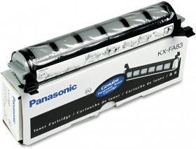 Toner Panasonic (KX-FA83X), 2500 stron, black (czarny)