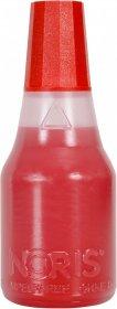 Tusz wodny do pieczątek Noris, 110S, 25 ml, bezolejowy, czerwony