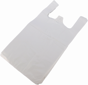 Reklamówki plastikowe Sarantis, 25x45 cm, 100 sztuk, bezbarwny