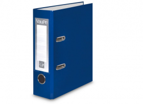 Segregator VauPe FCK, A5, szerokość grzbietu 75mm, do 500 kartek, niebieski