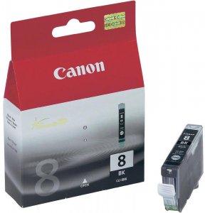 Tusz Canon 0620B001 (CLI-8BK), 420 stron, black (czarny)