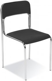 Krzesło biurowe Nowy Styl Cortina K02, czarny