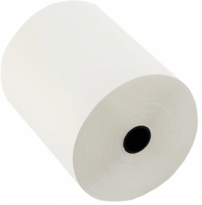 Rolka offsetowa Emerson, 69mm x 60m, 55g/m2, biały