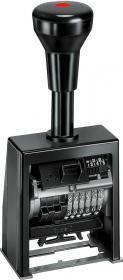 Numerator automatyczny Reiner B6K, obudowa plastikowa, czarny
